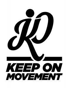 Keep on Movement- Logo